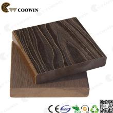 3D-Design WPC Terrassendielen Kunststoffimitation Holz