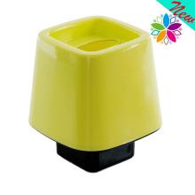 Design de lâmpada de mesa criativo titular de tecido de plástico (ZJH018)