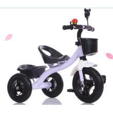 Çocuk Metal Üç Tekerlekli Bisiklet Çocuk Üç Tekerlekli Bisiklet