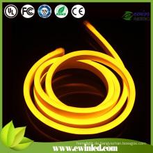 Zitronengelbes LED-Neonseillicht mit DIP 80LEDs / M.
