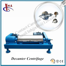 High Quality Hongji Horizontal Automatic Discharge Decanter Oil Separator