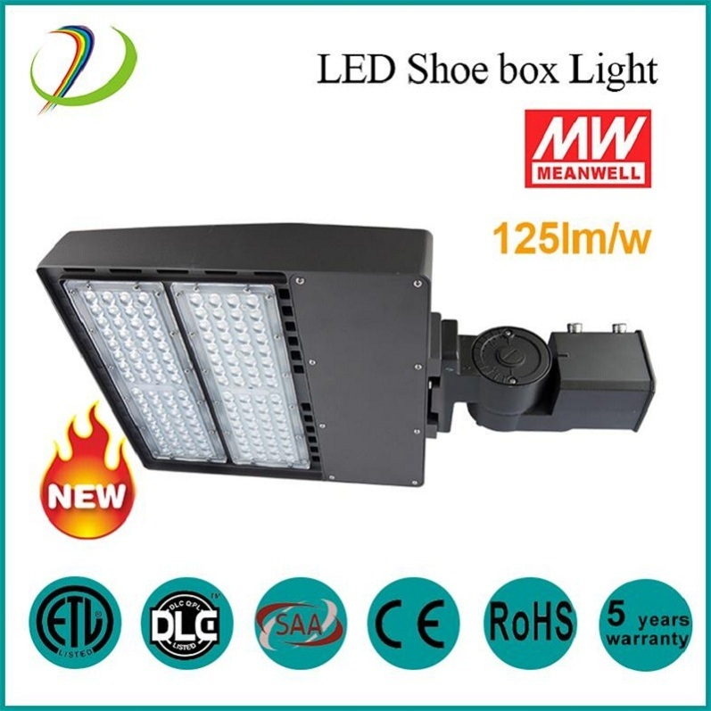 Outdoor IP65 led estacionamento luz 75W