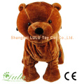 Battery Zippy Ride Walking Animal Bear