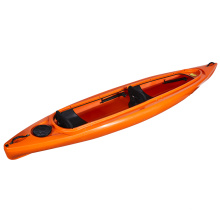 Two Person Sit In Sea Kayak Double Cruiser China Large Open Cockpit