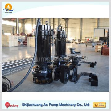 Usura resistente e corrosione 380V Portable alta pressione bassa pressione pompa sommergibile di dragaggio