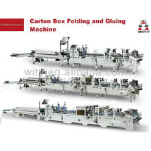 Carton Box Forming Machine (folder and gluer)