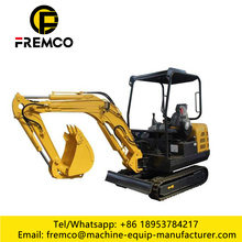 Farm Used Mini Excavator 0.8 Ton