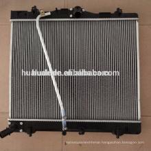 aluminum automobile car radiator for Hiace