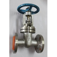 Flanged Gate Valve, Pipe Line