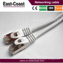 Factory High speed UTP/FTP OFC cat5e cat6 patch cord cable
