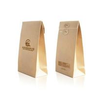 Caixas de empacotamento do café de papel feito sob encomenda da entrega rápida do OEM da fábrica
