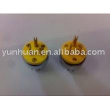Nema5 - 30P plug E.U. estilo tomada receptáculo l14-30