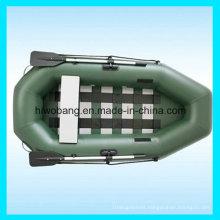2m One Person Protable Boat PVC Dinghy