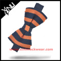 Silk Knitted Perfect Knot Mens Accessory Bowtie for Men