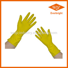 Quality Product Rubber Latex gloves heat resistant for kitchen