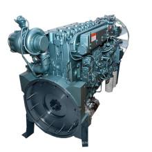 Nuevo motor HOWO 336hp 371hp