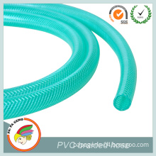 15mm 7bar Clear PVC Fiber Reinforced Plastic Hose Pipe