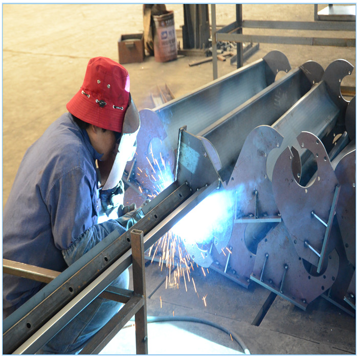 OEM Sheet Metal Fabrication Welding Part