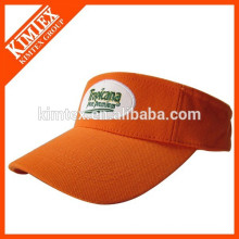 OEM fashion high quality sports custom cheap cotton sun visor