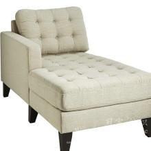 O linho de matéria têxtil home olha o poliéster Slipcovers do tecido do sofá