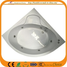1400*1400mm Simple Massage Indoor Bathtub (CL-340)