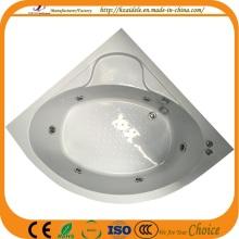 1400 * 1400mm Basit Masaj Kapalı Küvet (CL-340)