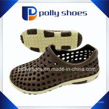 Große Größen-Männer-Gummi-Garten-Schuhe hergestellt in China