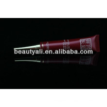 Pequeños cosméticos crema para los ojos tubos de plástico suave