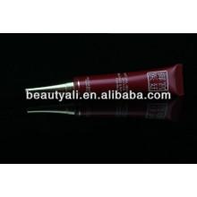 Pequenos cosméticos olho creme tubos de plástico macio