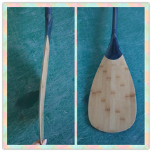 Bamboo Treament Extendable Factory OEM Carbon Fiber Sup Paddle