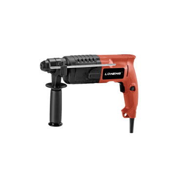 500W Electric Hammer Drill 20mm Rotary Hammer drill