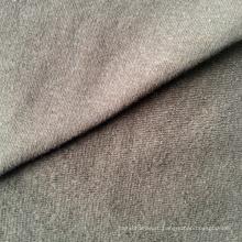 Хлопок / Спандекс французская махровая ткань (QF13-0677)