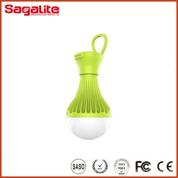 Novos produtos de iluminação Rechargeabel Portable LED A Lâmpada