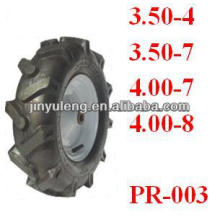 3.50-4 Pneumatic Rubber wheel