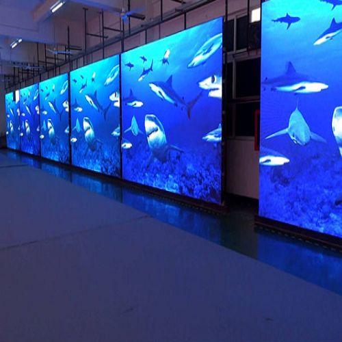 Indoor LED Display wall