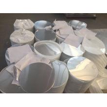 DC / Cc 1050/3003/1100/1070/3105 Círculo de aluminio / disco para utensilios de cocina / Untensile / Cocina / Pan / Olla / Lámpara