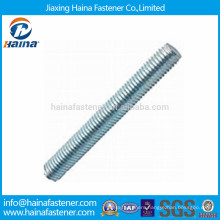 Grade 8.8 Zinc Plated Carbon Steel Full Threaded Rod