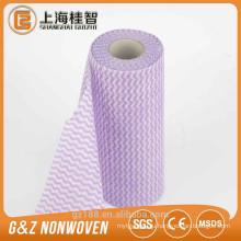чистящие влажные салфетки машина промышленный обтирочный Материал дома ткани чистки nonwoven