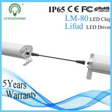 EU-Stanardard 1500mm IP65 60W Epistar Tri-Proof LED-Licht