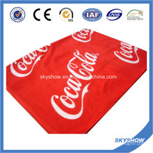 Coca Cola Printed Fleece Blanket (SSB0187)