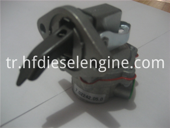 diaphragm type fuel pump 4