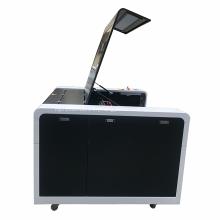 Non-metal Metarials Engraving CO2 Laser Machine for PVC