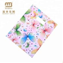 Sacs en plastique faits sur commande en plastique faits sur commande en gros de bon prix d'usine de la Chine pour faire des emplettes
