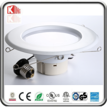 ETL Energy Star gelistet Dimmbar 6inch LED Downlight Retrofit Kit