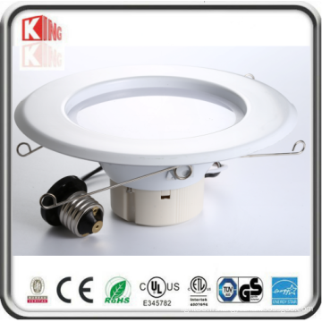 Trousse d'adaptation DEL Downlight à gradation de 6 po DEL ETL Energy Star