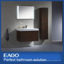Muebles de baño MDF de una sola cuenca (PC086-5ZG-1)