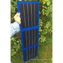 Carregador portátil solar futuro de 2017