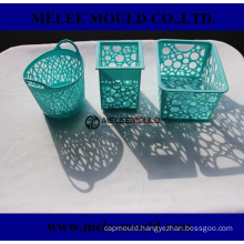 Plastic Table Basket Mould for Storage