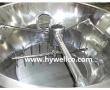 GFG High Efficiency Fluidized Bed Drying Machine