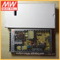 MEAN WELL 200W 5V 1U Power Supply/LED Driver with PFC Function and UL TUV CE RSP-200-5